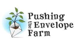 Pushing the Envelope Farm Logo